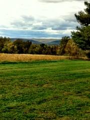 N-NW View towards Charlestown, WVA, Paeonian Springs, VA