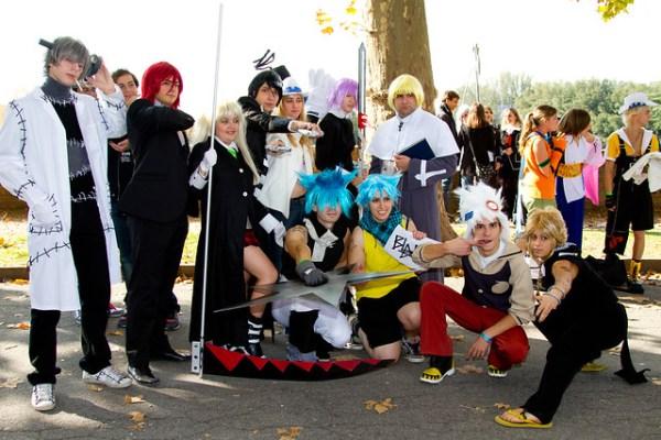 Turcos cosplay