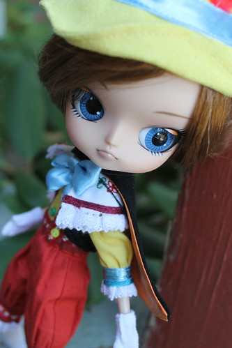 185/365- Marionette