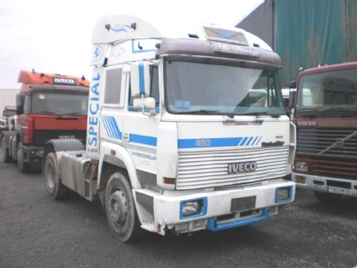 Iveco 480 V8
