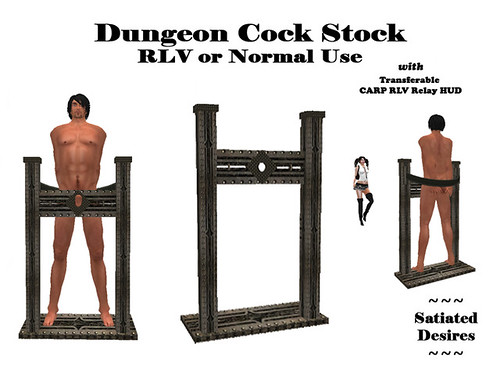 Dungeon Cock Stock