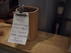 40 Hands Blend, 40 Hands Coffee, Yong Siak Street, Tiong Bahru Estate