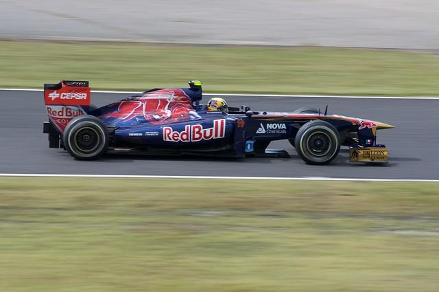 Jaime Alguerusuari Toro Rosso