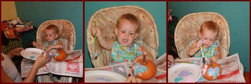 Zoe's pumpkin