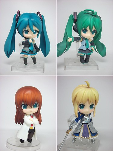 The tsundere expression is used on other Nendoroid