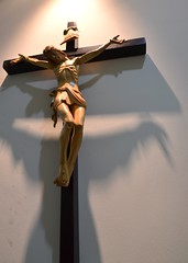 Crucifix in the Hall