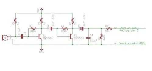 Sound detector (5/5)
