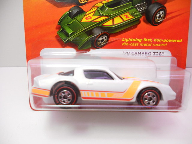 hot wheels hot ones chase '78 camaro z28 (1)