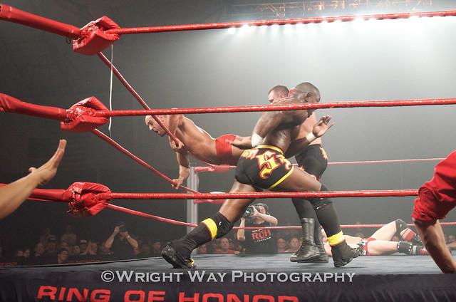 The King of Wrestling vs WGTT-33