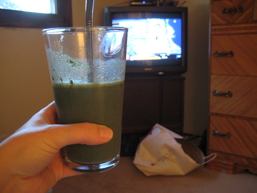Shakeology greenberry