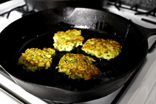 a-frying