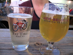 New Belgium Beer and Cider