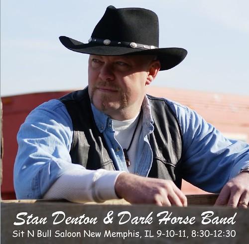 Stan Denton & Dark Horse 9-10-11