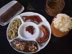 Platter Experience, Dyen Sabai, Luang Prabang