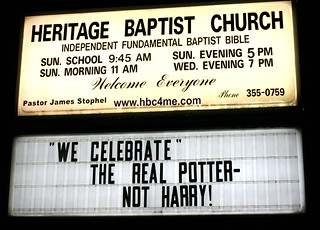 """""""We Celebrate"""" The Real Potter - Not..."""