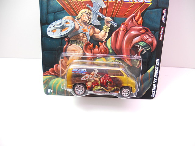 hot wheels masters of the universe custom chevy '77 van (2)