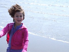 Happy Beach Gril