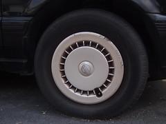 Wheel, Old Nissan