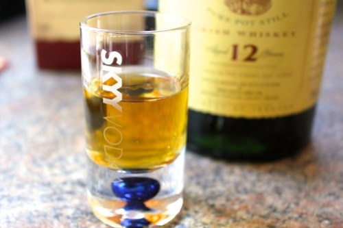 12 year old Irish Whiskey a.k.a Liquid Gold