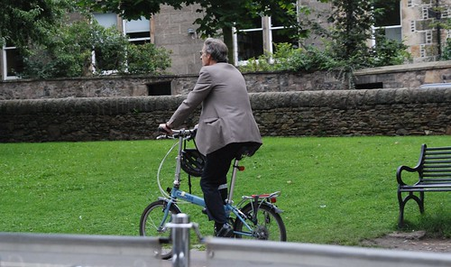 Sports Jacket and Dahon
