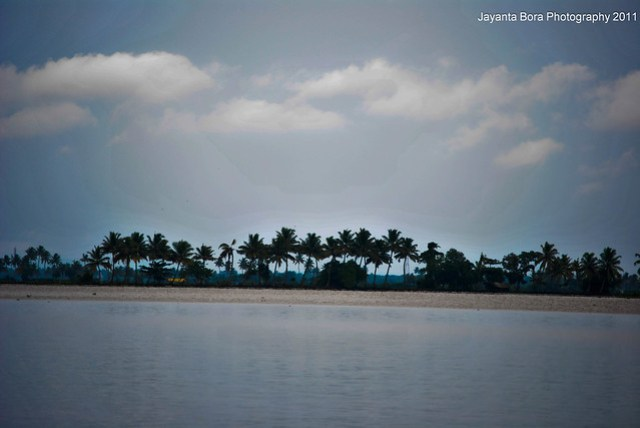 Backwaters - Clicked from Houseboat