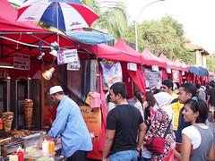 Kebab, Ramadan Bazaar