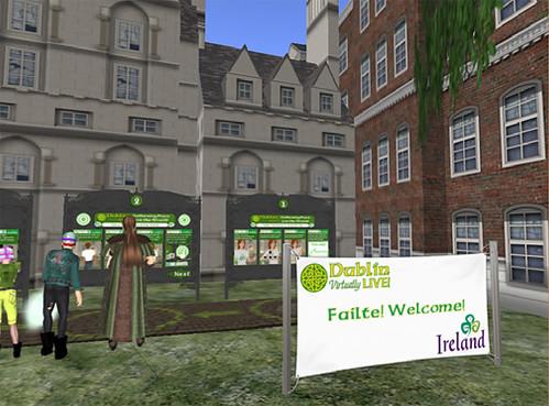 Community Gateway: Dublin in 2010