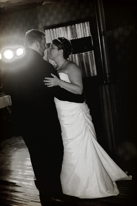 Renée & Sébastien, married