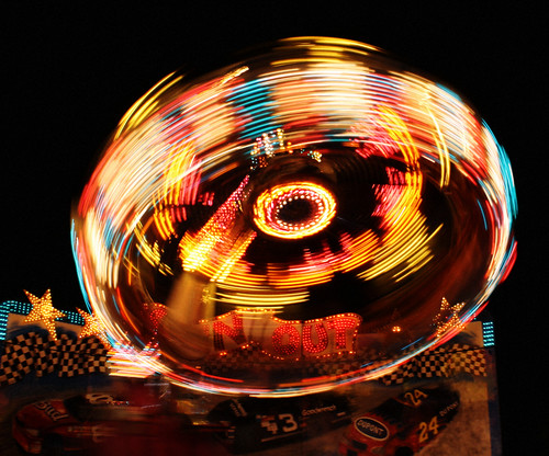 Spin Out by sincerelyhiten, on Flickr