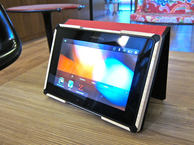 Dodocase for BlackBerry Playbook