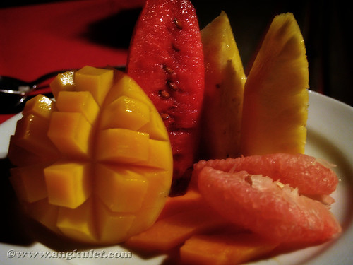 Tropical Fruits at Pearl Farm Beach Resort, Davao