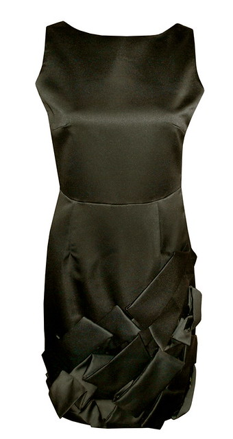 Dress with Origami Detail, P1995