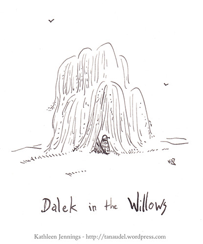 Dalek in the Willows