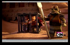 Gamorrean Guard - LEGO Star Wars: The Padawan Menace