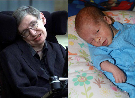 Stephen Hawking And Sagan