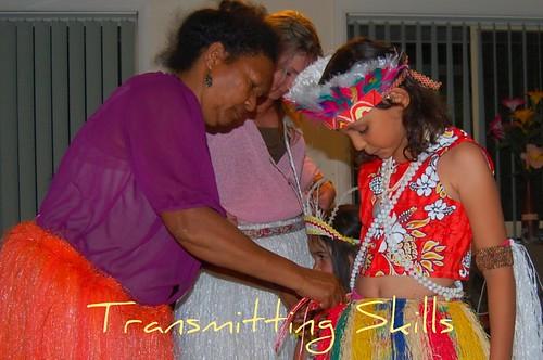 transmitting skills