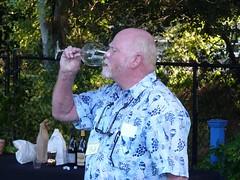Bob Demonstrates Tasting Technique