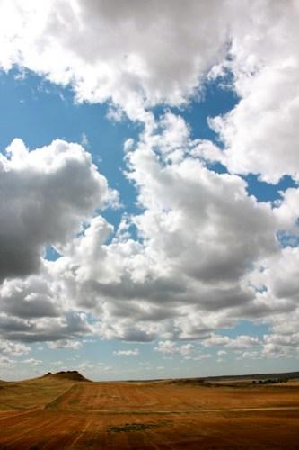 Montana sky.