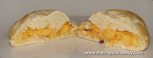 Eggo Bacon, Egg & Cheese Biscuit Scramblers Innards