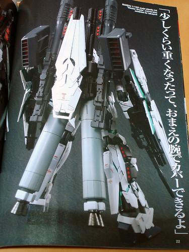 MG 1 100 Full Armor Unicorn Gundam Coming Soon (3)