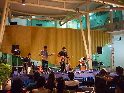 The Cheating Sons, Plaza at 8Q, Singapore Art Museum