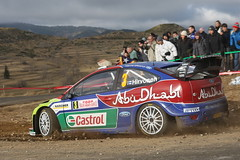 Ford Focus RS WRC - Montecarlo 2008