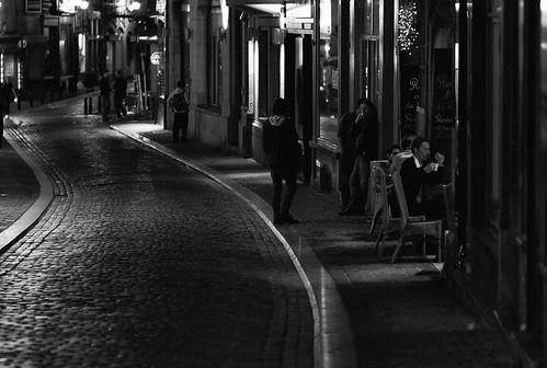 (238/365) Noche en Bruselas by albertopveiga