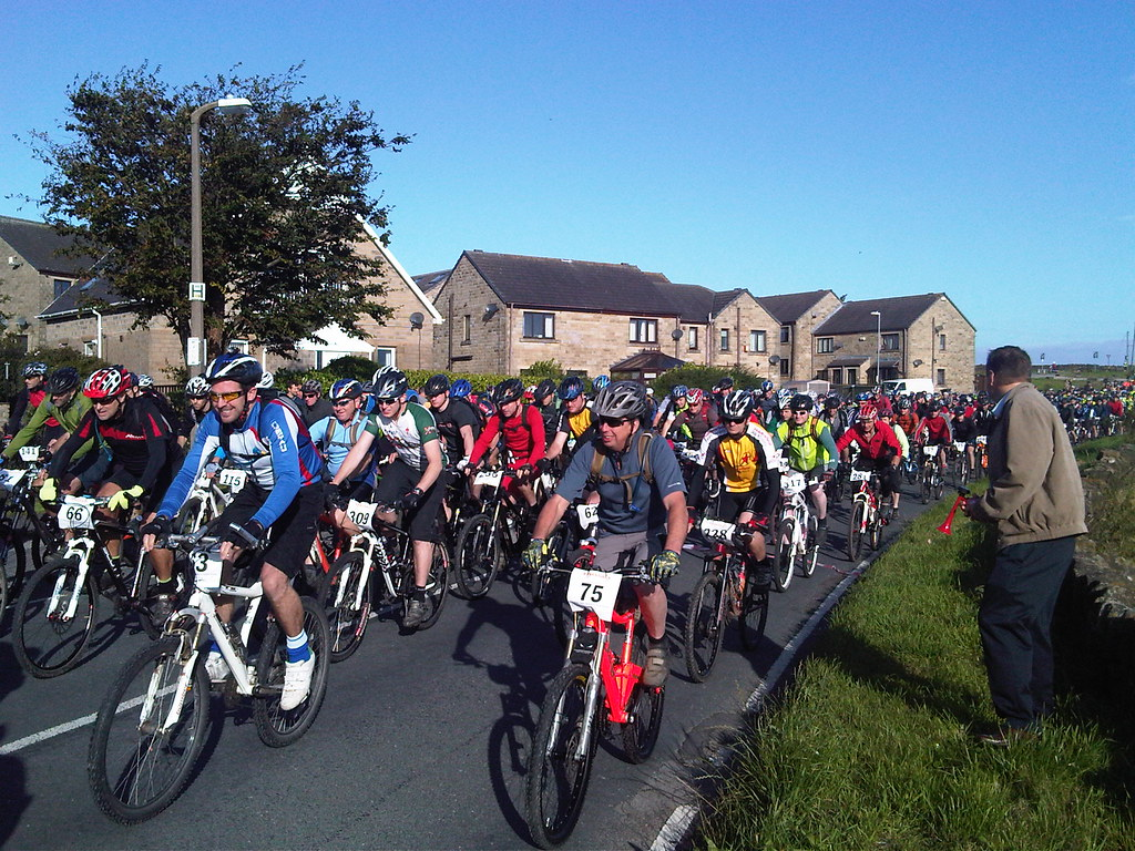 Holme Valley Scouts Charity Mountain Bike Challenge