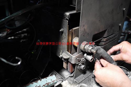 悅夢品牌の床墊,獨立筒彈簧原型製造過程解密分享05