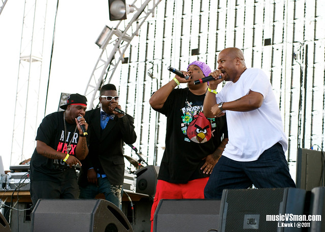 D12 @ Kanrocksas 2011