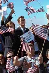 911: President George W. Bush Arrives at O'Har...