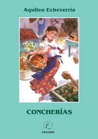 Concherías, (Editorial Legado, 2005)