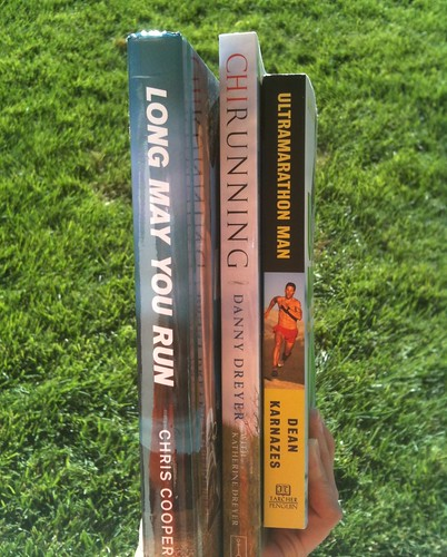 Running Book Giveaway