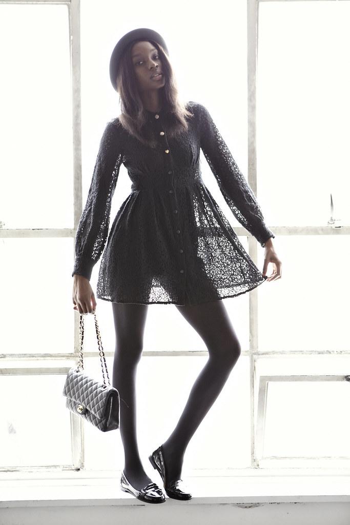 snowblackblog - Nishe dress